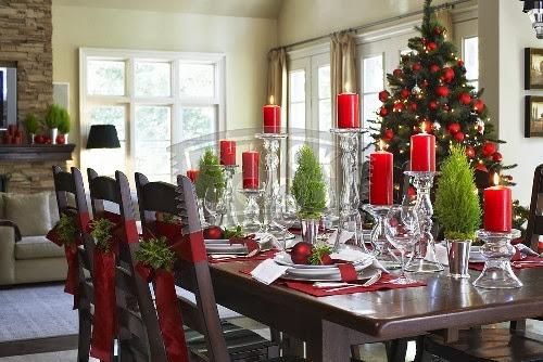 Ideas Para Decorar Una Casa En Navidad - Decorar-mi-casa-en-navidad