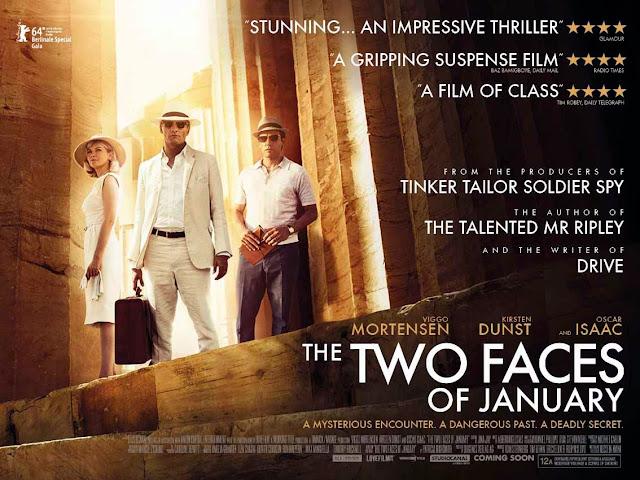Τα Δυο Πρόσωπα του Ιανουαρίου The Two Faces of January Wallpaper