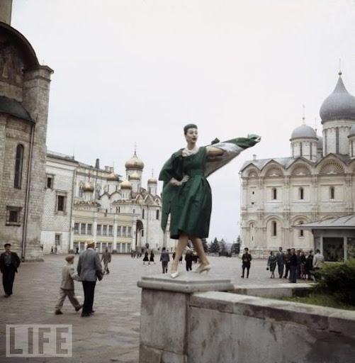 Dior in Russia