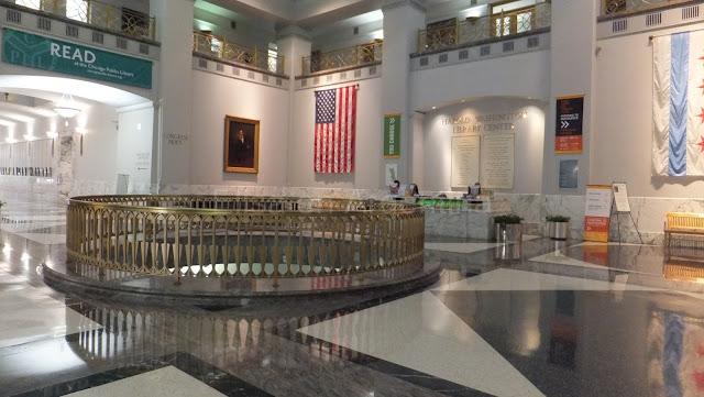 Harold Washington Public Library, The Loop, Chicago, Elisa N, Blog de Viajes, Lifestyle, Travel