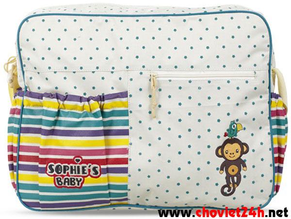 Túi xách trẻ em Sophie Capucin - N764V