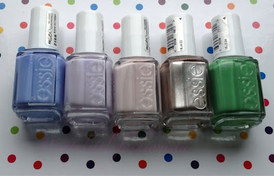 Top 5 Essie Picks For Spring