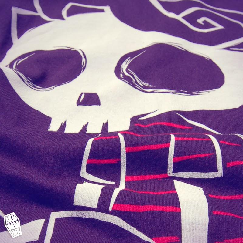 akumu ink, skull character, skeleton anime, skull animecon, cosplay skull character, cute skull character, japanese goth, japan emo style, japan scene, horror chibi