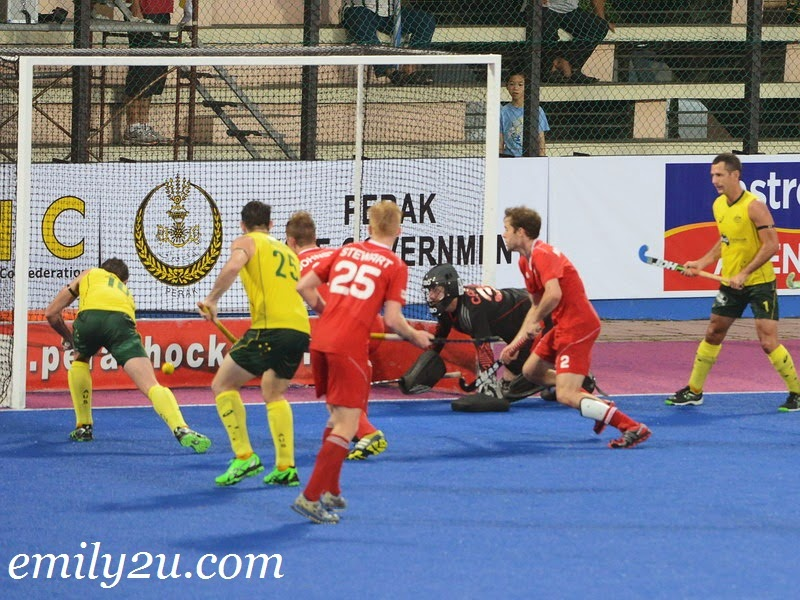 Sultan Azlan Shah Cup field hockey