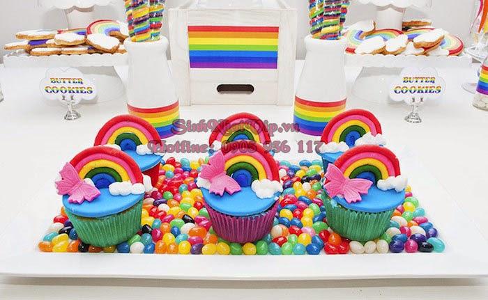 Bánh cupcake độc đáo