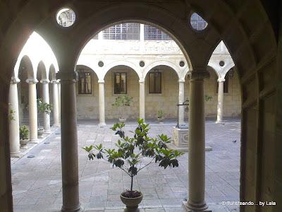 palacio guzmanes, diputacion leon