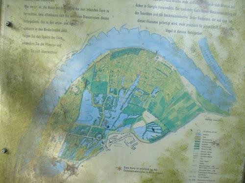 Ooijpolder e Millingerwaard - Mappa