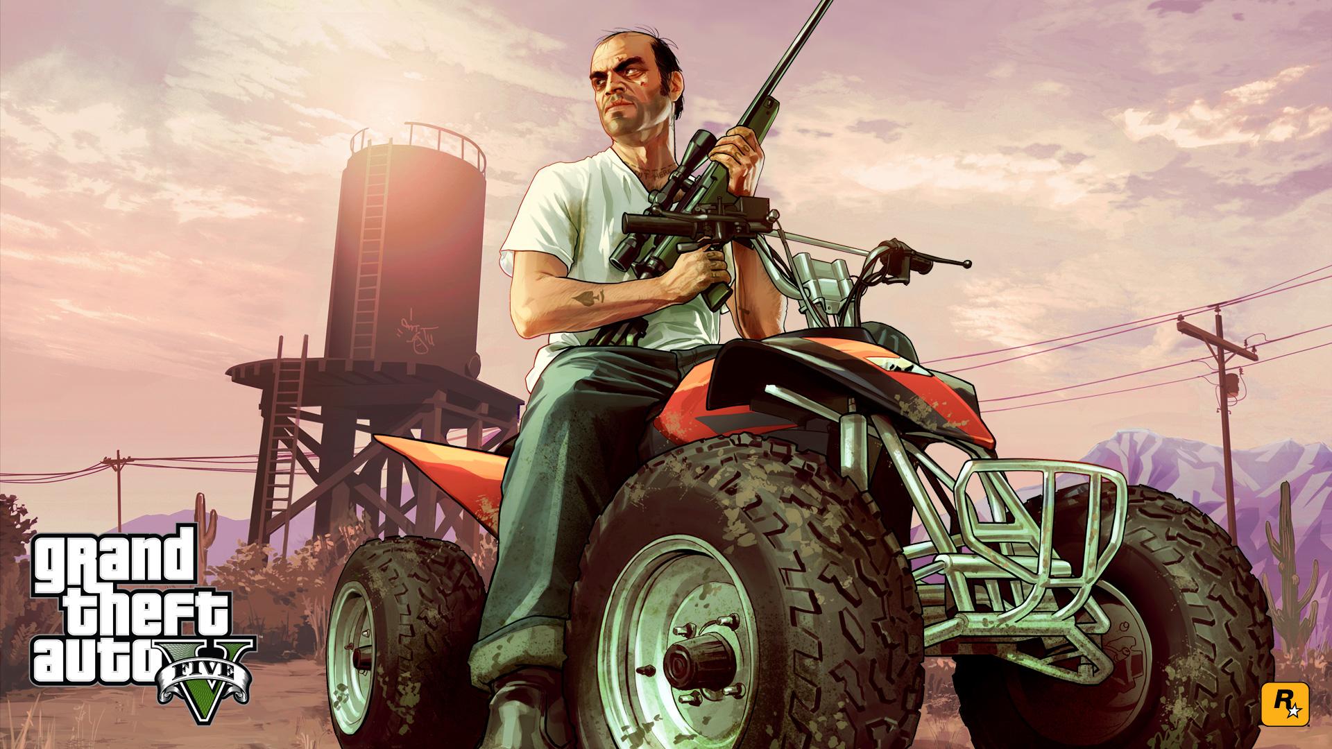 GTA Online là phần chơi trực tuyến của GTA 5 - Ảnh 19