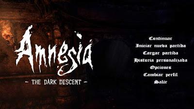 Trucos para Amnesia The Dark Descent en Ubuntu Linux 12.04