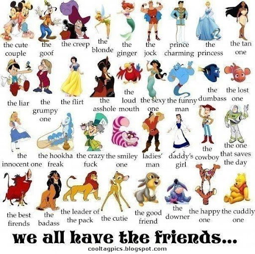 facebook tags cartoons. Disney Cartoons Tag Your