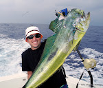 Nice Bull Mahi Mahi.  They're Here!  July 2011