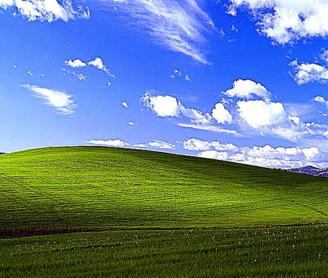 RIP Windows XP The story behind 39Bliss39 the most iconic