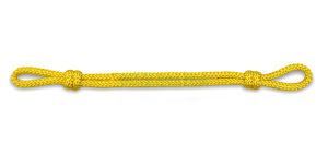 Позумент на фуражку Збройні сили жовтий
