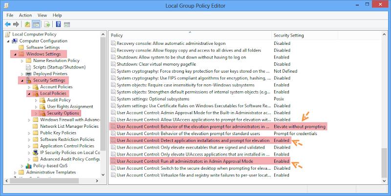 ปิดการทำงานของ Destination Folder Access Denide W8disacc04