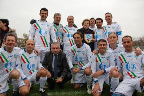 Torneo della legalità: a Rimini vincono i Prefetti