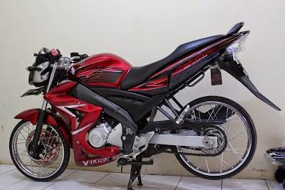 Honda Verza Modifikasi Ceper