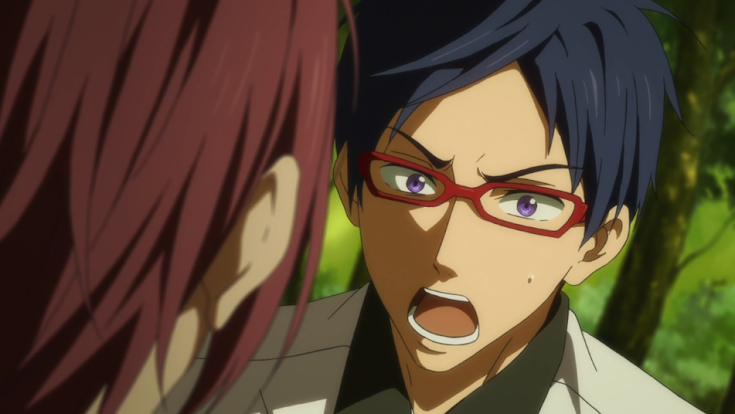 Free! Iwatobi Swim Club Episode 11 Screenshot 2