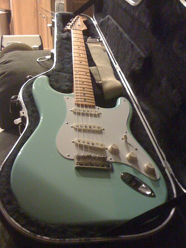 seafoam green fender stratocaster guitar forum. Black Bedroom Furniture Sets. Home Design Ideas