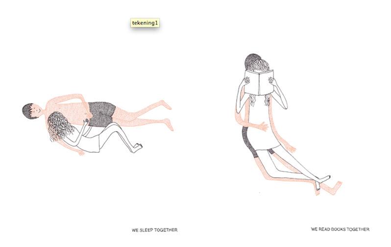 *Noortje de keijzer 我的針織男友抱枕:生動逼真! 6