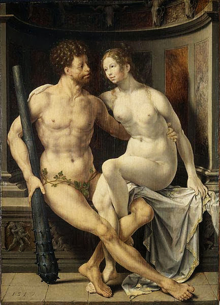 Jan Mabuse - Hercules and Deianira