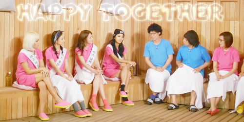 [Vietsub][06.06.13] Happy Together S3 Ep.302 (Yoni P, Ahn Hye Kyung, Yoon Seung Ah) HT