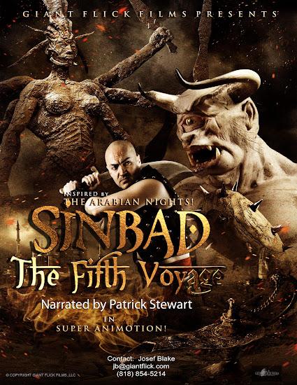 Sinbad The Fifth Voyage ซินแบด พิชิตศึกสุดขอบฟ้า HD [พากย์ไทย]