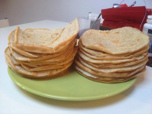 pancake metabolomici per colazioooone!