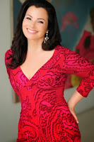 October, 2013 with Fran Drescher