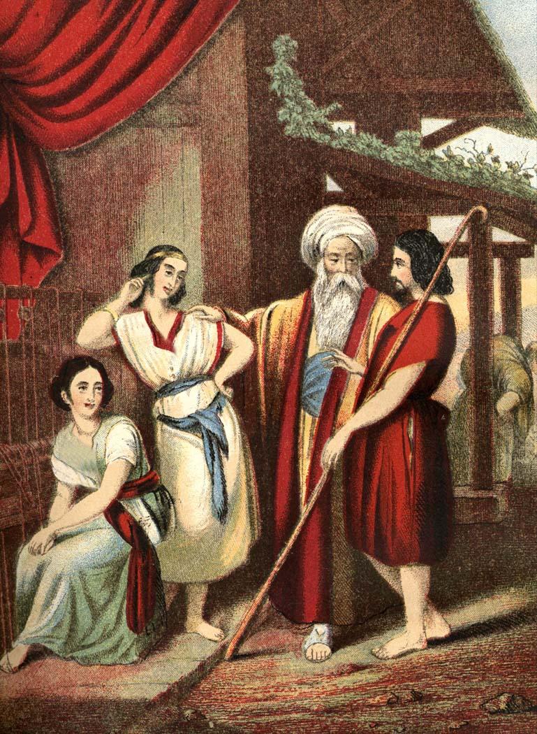 Bible Stories Jacob | Bible Vector - 10 Full Versions of ...
