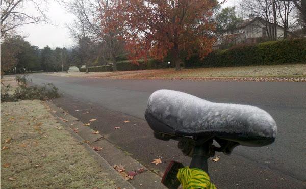 cold ride