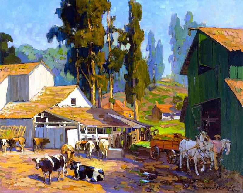 Franz Bischoff - The Dairy
