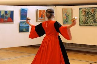 Haagan taideseuran 45. vuosinäyttelyä ja sen oheistapahtumia vuonna 2011