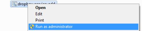 integrasi dropbox