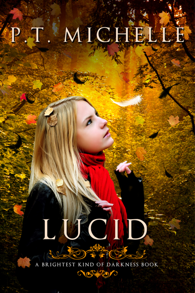Cover Reveal: Lucid by P.T. Michelle