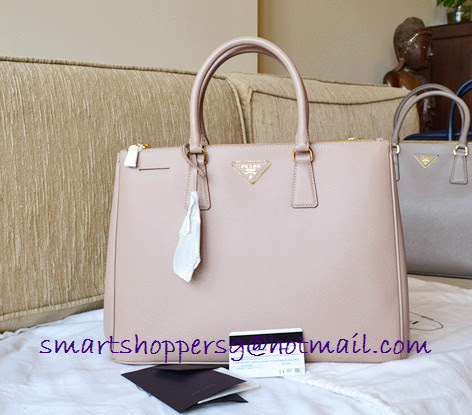 b6886d05c0 RARE!! BN and Authentic PRADA saffiano Lux bag middle size BN1786 in ...