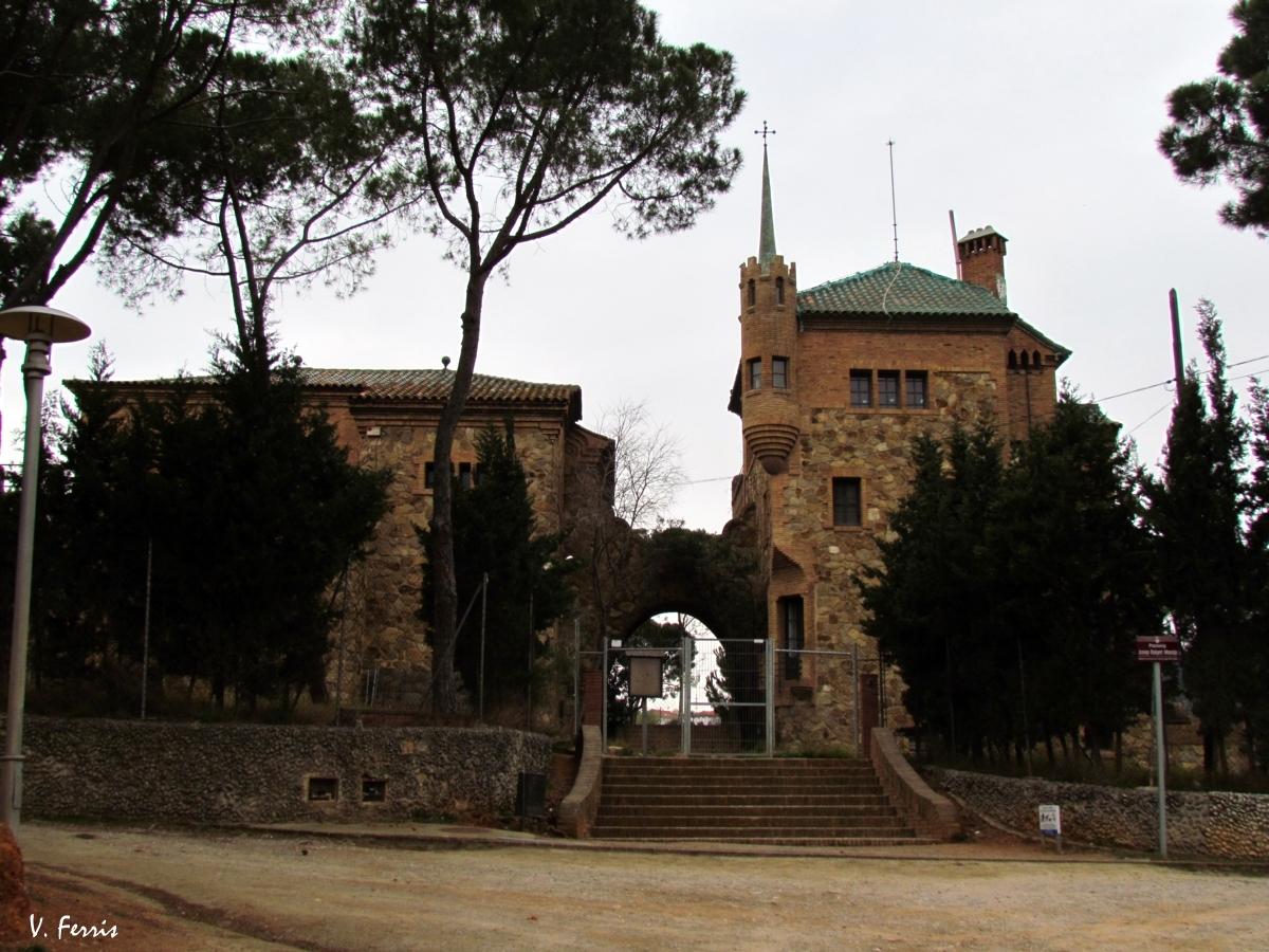 La escuela y casa del maestro barcelona modernista - La casa del maestro ...