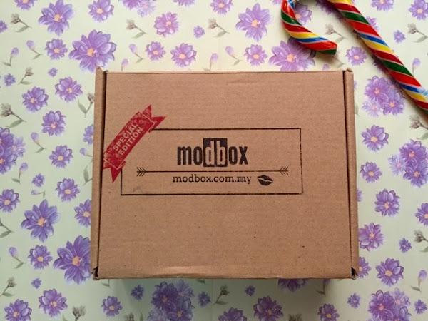 Modbox Beauty Box Review