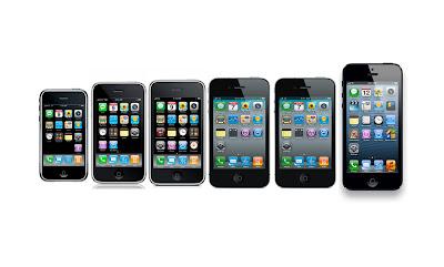 Update Harga Apple Iphone September