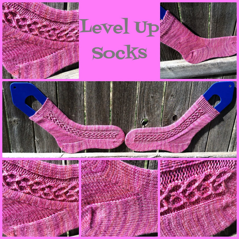 Level Up Socks