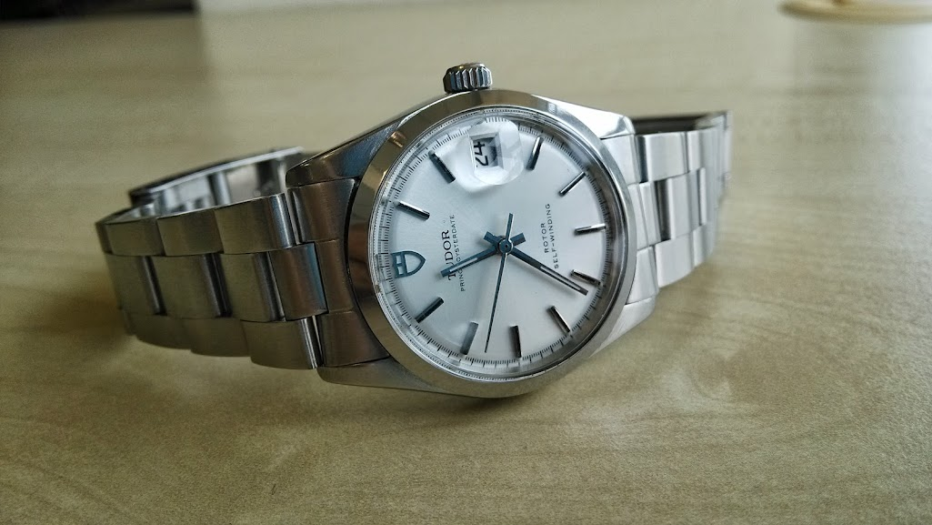 SOLD: Tudor Prince Oysterdate