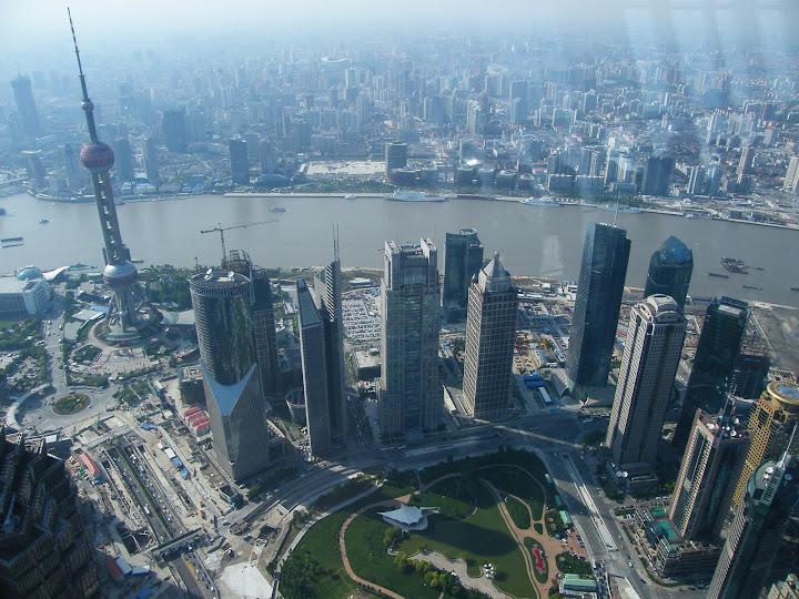 World Financial Center de Shanghái