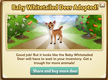 farmville 2 quest guide deer friends