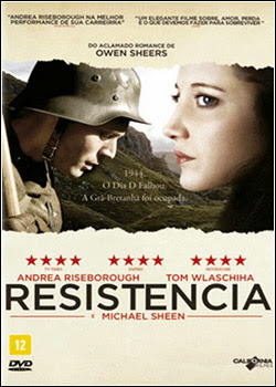 Filme Poster Resistência DVDRip XviD Dual Audio & RMVB Dublado