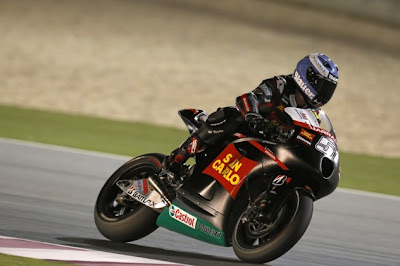 Michele Pirro Losail 2012