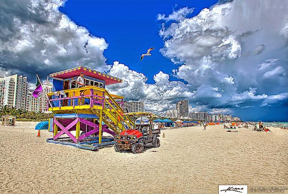 Visit Beautiful Miami Beaches
