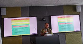Mas Syaifuddin Sayuti Memberikan Informasi Mengenai BRID