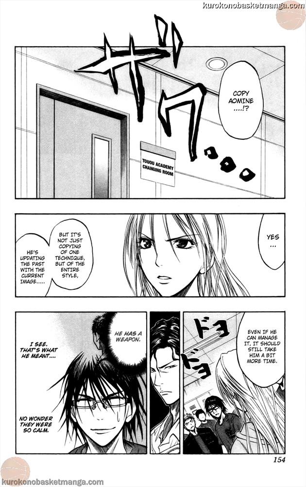 Kuroko no Basket Manga Chapter 68 - Image 8