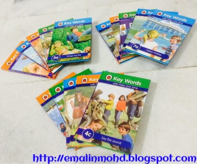 Cara Mengajari Anak Membaca Dan Menulis Dengan Cepat: Mengajar Anak Membaca Buku Bahasa Inggeris