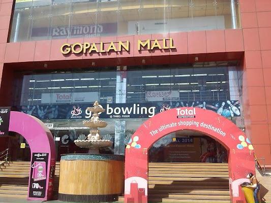 Gopalan Legacy Mall