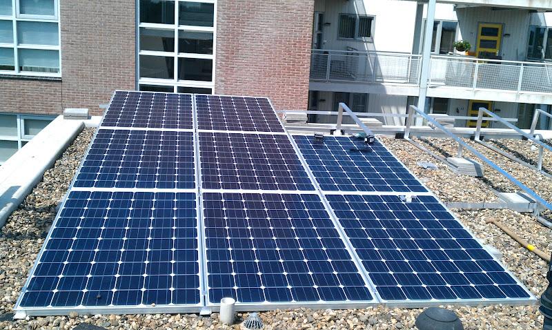 Elektriciteit opwekken met zonnepanelen pv deel 3 duurzame energie domotica got - Schans handig ...